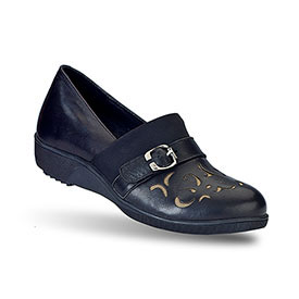 One of the best flat shoes with shock impact absorbtion, heel and arch support.