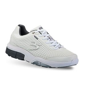 The best men and women shock absorbing sneakers can be found at GravityDefyer.com.